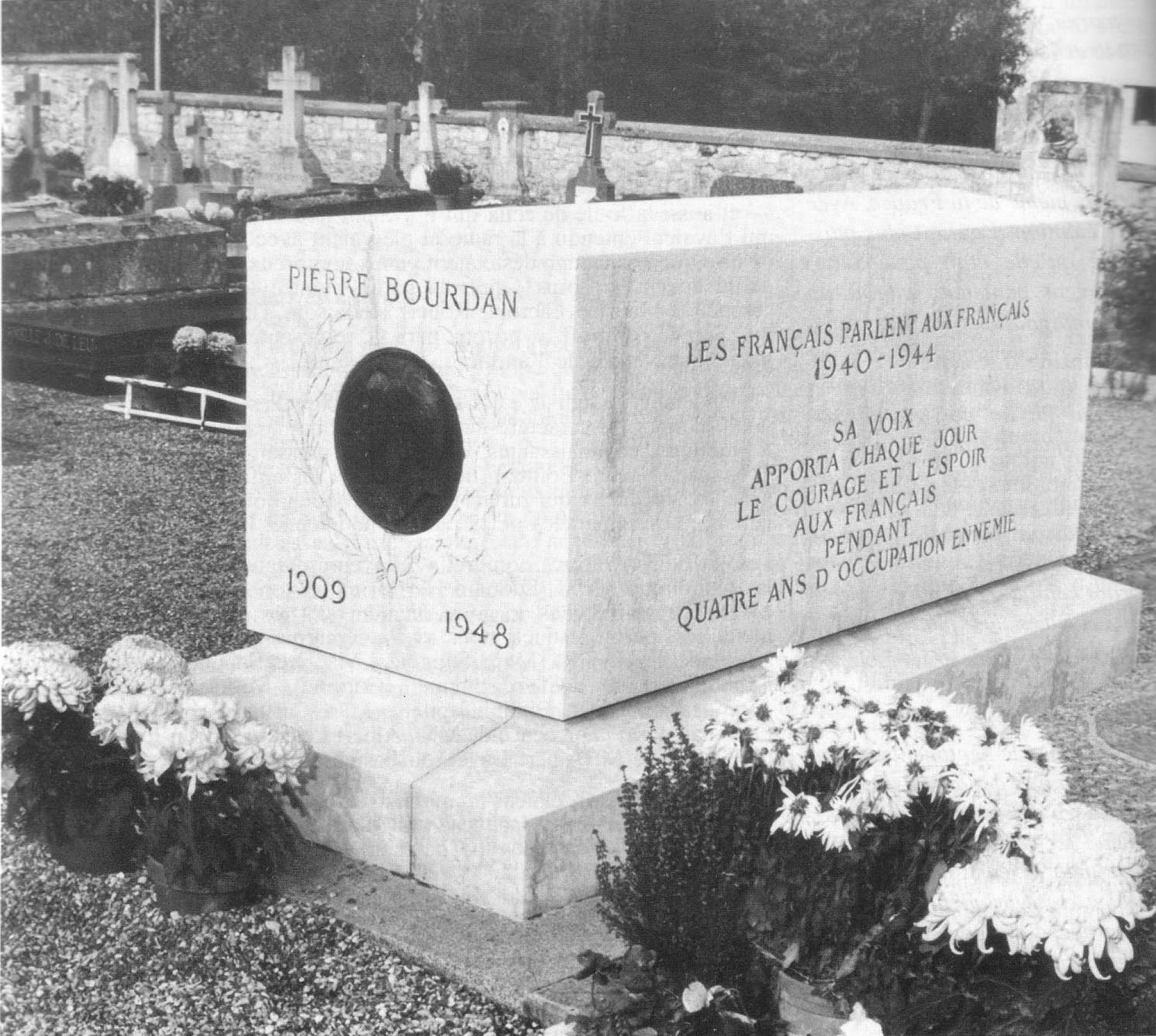 Site Pierre Bourdan